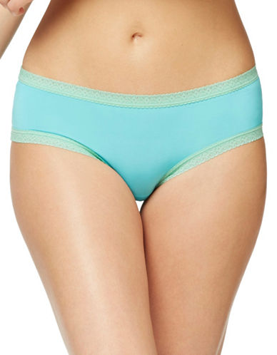 Blush Pretty Little Panties Hipster-AZURE-X-Small