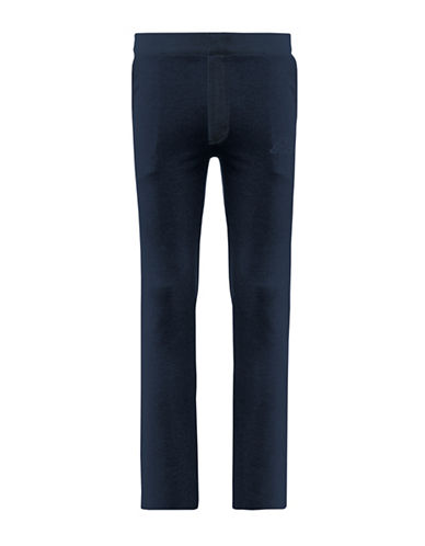 Kappa Wancity Slim Fit Training Pants-BLUE-Large 88322462_BLUE_Large