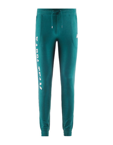 Kappa Wamaul Slim Fit Training Pants-GREEN-Large 88322487_GREEN_Large
