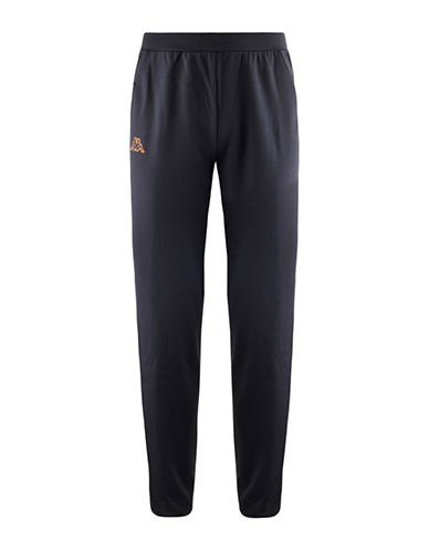 Kappa Expandable Fleece Active Pants-BLACK-Large 88322437_BLACK_Large