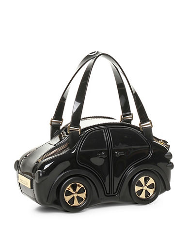 Braccialini Carina Satchel Car Bag-BLACK-One Size