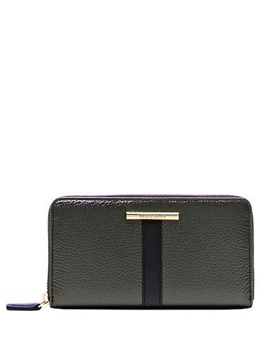 Braccialini Rossella Zip-Around Wallet-BLACK-One Size