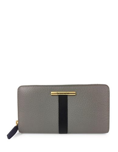 Braccialini Rossella Zip-Around Wallet-BLUE-One Size