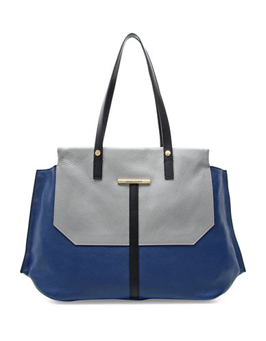 Braccialini Rossela Shopper Bag-BLUE-One Size