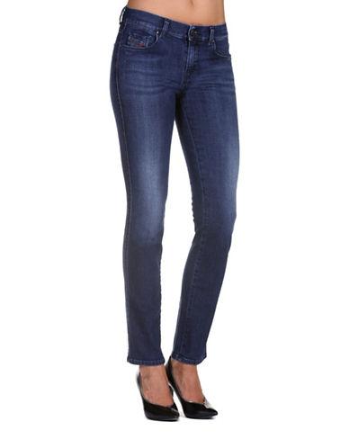 Diesel Sandy Skinny Jeans-BLUE-25
