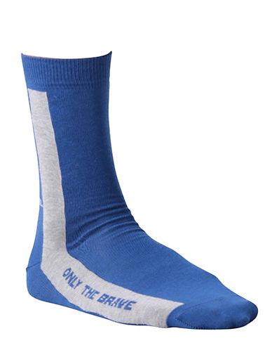Diesel Ray Crew Socks-ROYAL BLUE-Large 88657159_ROYAL BLUE_Large