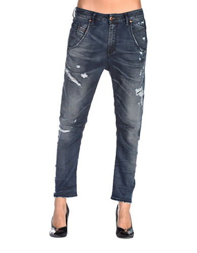 Diesel Fayza Sweat Jeans-DENIM-29