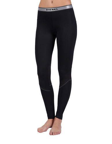 Diesel Rumpy Leggings-BLACK-Medium 88692563_BLACK_Medium