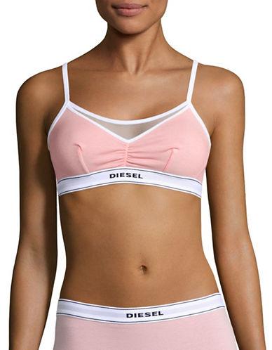 Diesel Mesh Logo Soft Bra-LIGHT PINK-Large 88453035_LIGHT PINK_Large