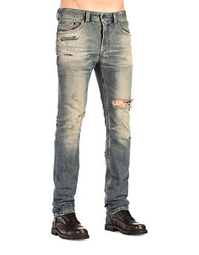 Diesel Thavar Slim Jeans-DENIM-29X32