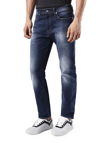 Diesel Buster L.34 Jeans-BLUE-32X34