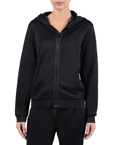 Diesel Racy Zip-Up Hoodie-BLACK-X-Small 88692572_BLACK_X-Small