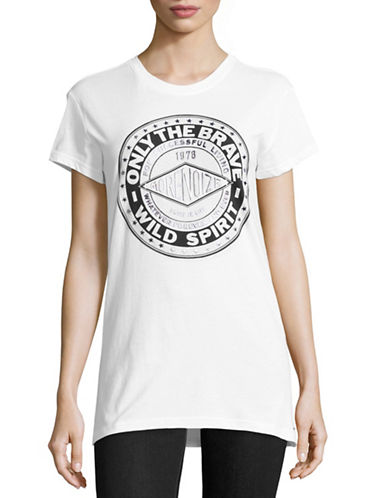 Diesel Graphic T-Shirt-WHITE-Medium 88613593_WHITE_Medium