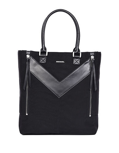 Diesel Mr. V Tote-BLACK-One Size 88661833_BLACK_One Size