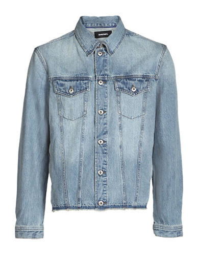 Diesel Nhill-Re Denim Jacket-BLUE-X-Large 89053005_BLUE_X-Large