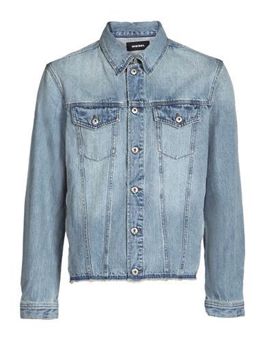 Diesel Nhill-Re Denim Jacket-BLUE-Large 89053004_BLUE_Large