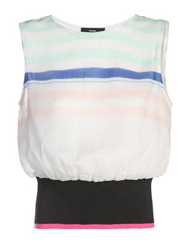 Diesel Aura Tank Top-MULTI-Medium