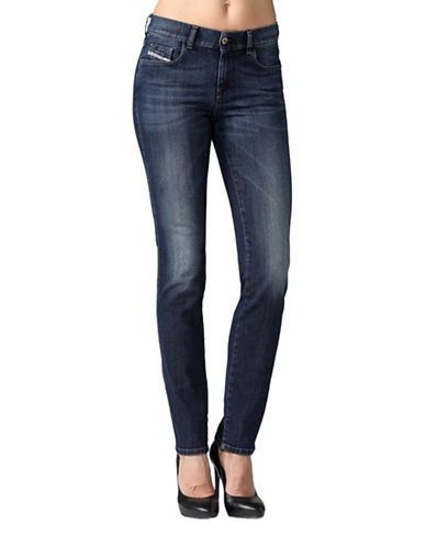 Diesel Sandy Straight Jeans-BLUE-30