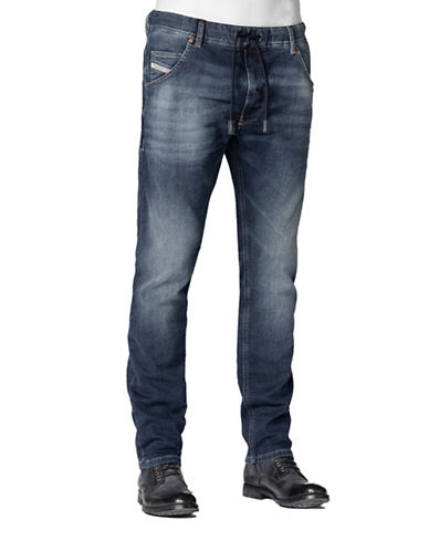 Diesel Krooley Jogger Jeans-DENIM-28