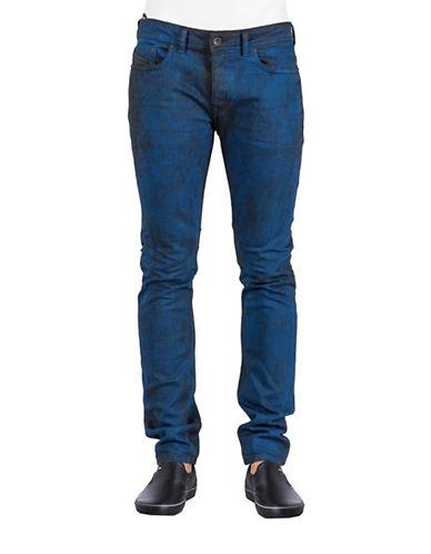 Diesel Black Gold Slim-Fit Jeans-BLUE-30