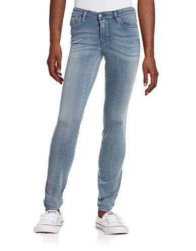 Diesel Skinzee Jogg Jeans-DENIM-25