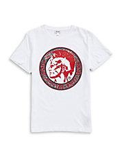 diesel tshirts shirts mens hudsons bay