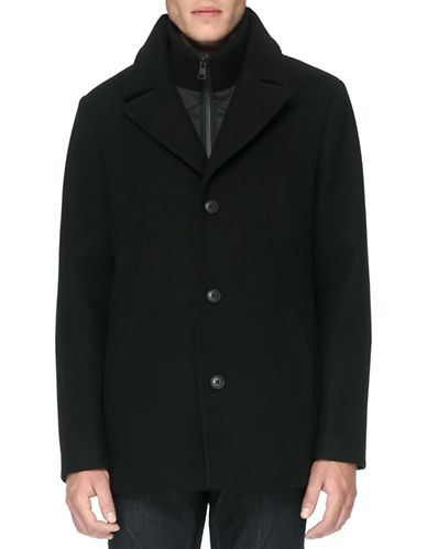 Soia & Kyo Wilburn Coat-BLACK-X-Small