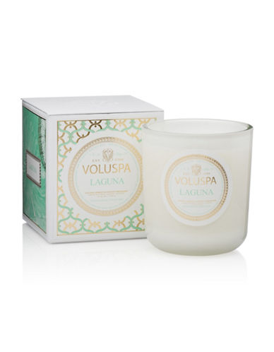 Voluspa Laguna Candle-BLUE-One Size