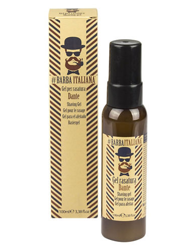 Barba Italiana Dante Shaving Gel-NO COLOR-100 ml