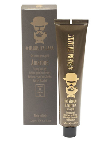 Barba Italiana Amarone Strong Hair Gel-NO COLOR-120 ml
