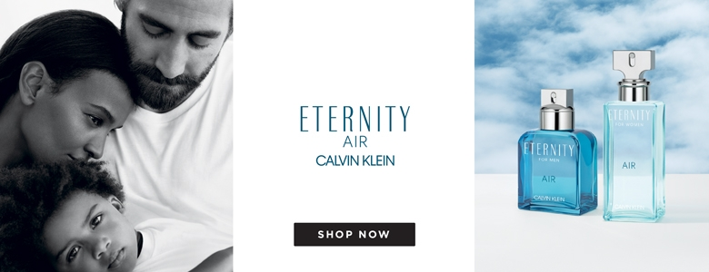 Eternity Aqua Gift Set for men - 3.4oz Eau De Toilette spray, & 3.4