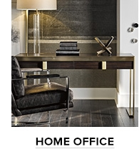 Modern Desk And Chair For Home Office At Thebay