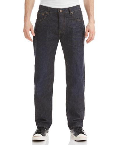 Ben Sherman The Cobden Straight Leg Jeans-BLUE-34