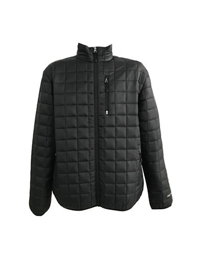 Free Country Packable Puffer Jacket-BLACK-Small 89964706_BLACK_Small