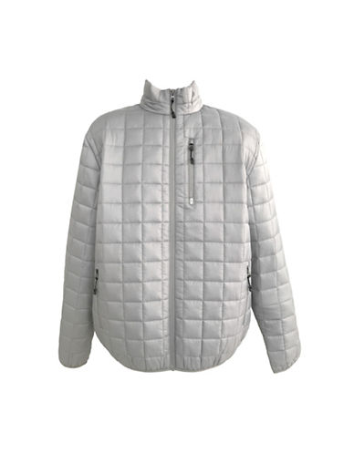 Free Country Packable Puffer Jacket-GREY-XX-Large 89964715_GREY_XX-Large