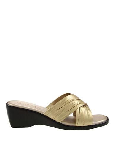 Italian Shoemakers 168-GOLD-9