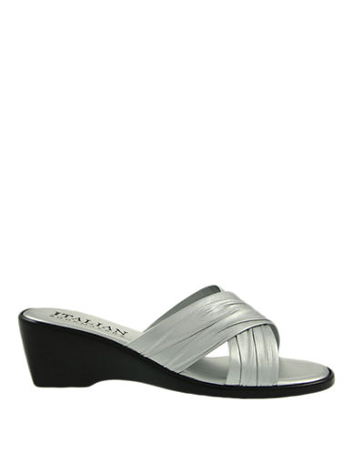 Italian Shoemakers 168-SILVER-7