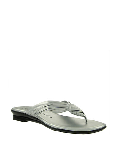 Italian Shoemakers 2300S1-SILVER-8