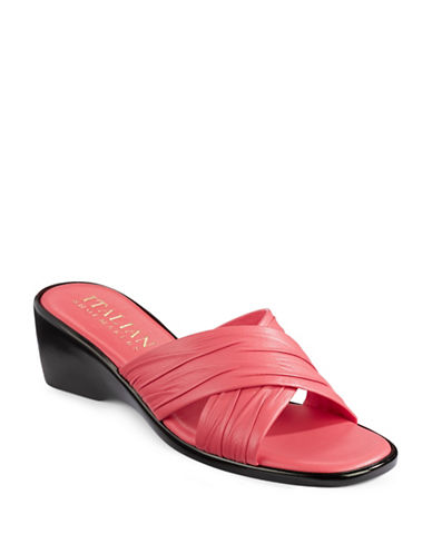 Italian Shoemakers 168-CORAL-8