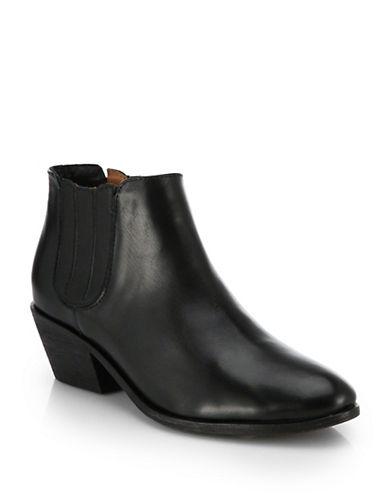 Joie Barlow Ankle Boots-BLACK-EUR 38.5/US 8.5