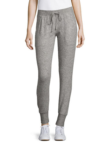 Joie Tendra Tapered Joggers-GREY-X-Small