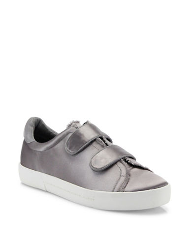 Joie Diata Satin Sneakers-GREY-EUR 35.5/US 5.5