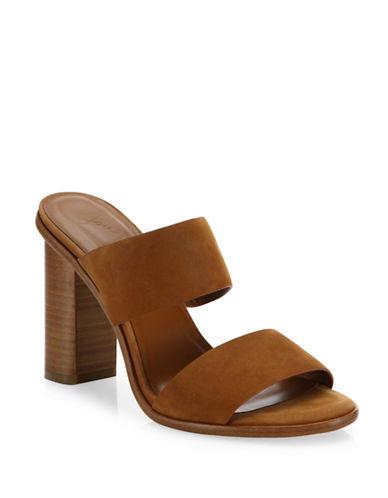 Joie Banner Mule Sandals-CUOIO-EUR 35/US 5