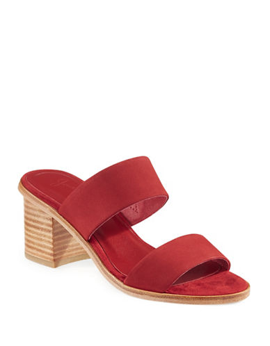 Joie Maha Mules-RED-EUR 37.5/US 7.5