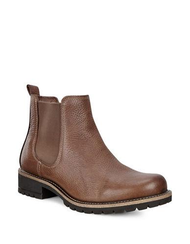 91538471 UPC 809702475365 - ECCO - Elaine Chelsea Boot (Cocoa Brown Cow ...