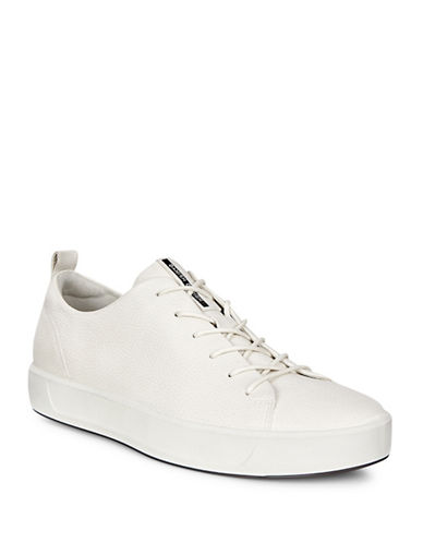 Ecco Soft 8 Sneakers-WHITE-EU 43/US 10