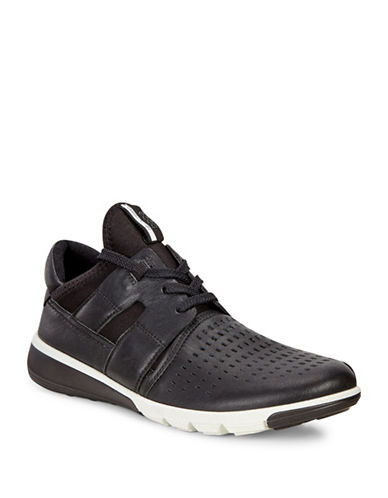 Ecco Intrinsic 2 Athleisure Shoes-BLACK-EU 45/US 12