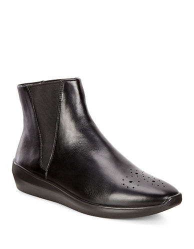 Ecco Insice Booties-BLACK-EUR 36/US 6