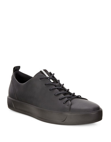 Ecco Soft 8 Sneakers-BLACK-EU 46/US 13