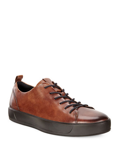 Ecco Soft 8 Sneakers-BROWN-EU 43/US 10